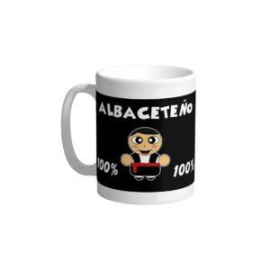 Taza Albaceteño 100%