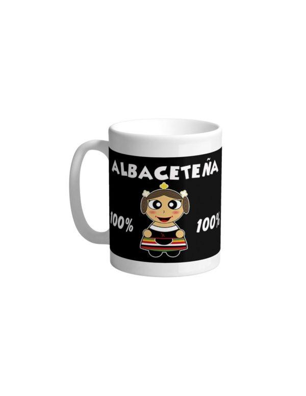 Taza Albaceteña 100%