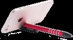 bolígrafo soporte