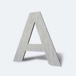 letras corpóreas